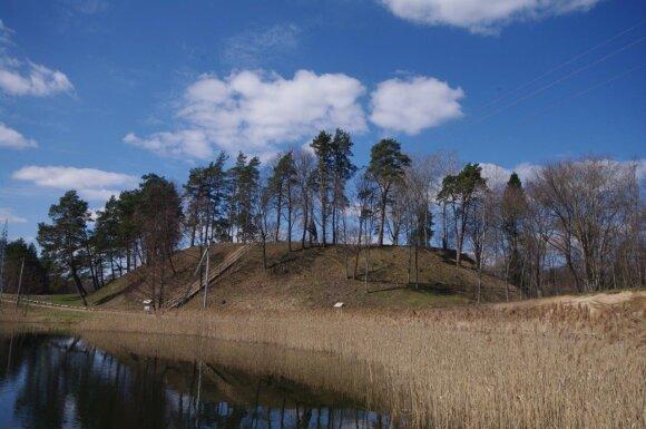 Aukštadvario piliakalnis