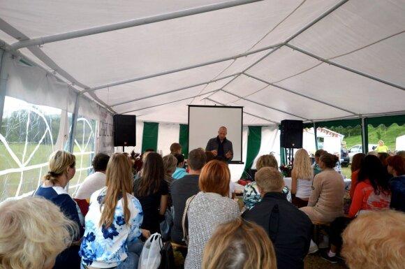 Paskutinį vasaros savaitgalį kviečia sveikatos festivalis