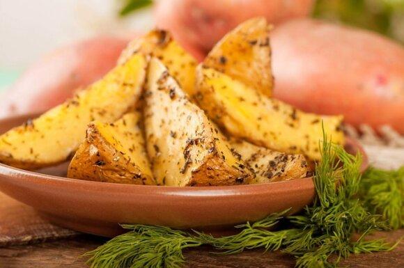 Bulvės - vertinga ar tukinanti daržovė?