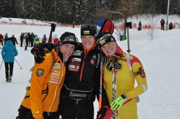 Lietuvos biatlono merginų jaunių komanda