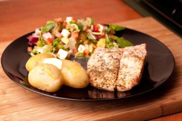 Valgyk sveikai: ką daryti, kad vaikai maitintųsi sveikiau