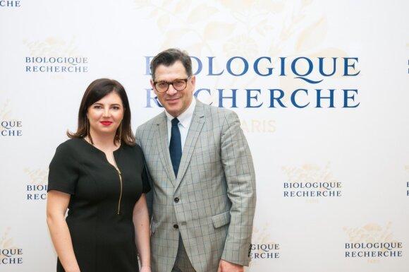 Svetlana Gelbūdienė ir Eugenijus Skerstonas