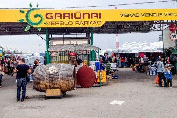 Po daugelio metų aplankė Gariūnus: tokias kainas mieste sunkiai rasi