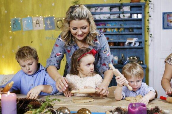 Kaip Kalėdas švenčia Beata Nicholson