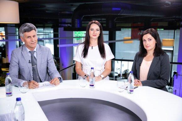 Dalius Gedvilas, Inga Ruginienė, Audronė Baršienė