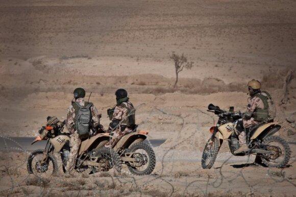 JAV specialiųjų pajėgų karininkas: lietuviams trūksta tik vieno dalyko