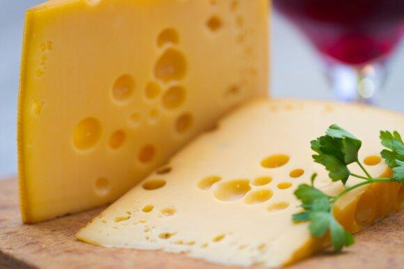Ementalio sūris