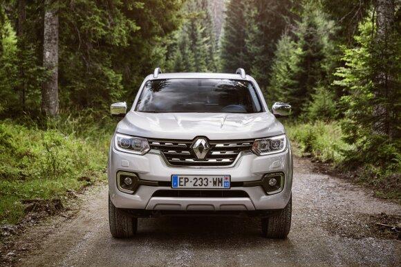 """""""Renault Alaskan"""""""