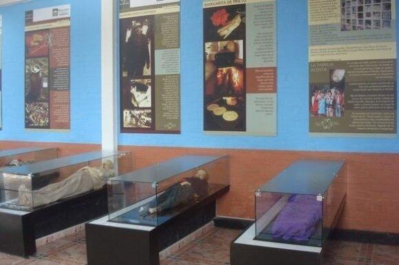 San Bernardo mumijos