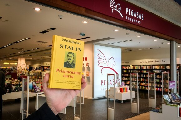 Knyga apie Staliną