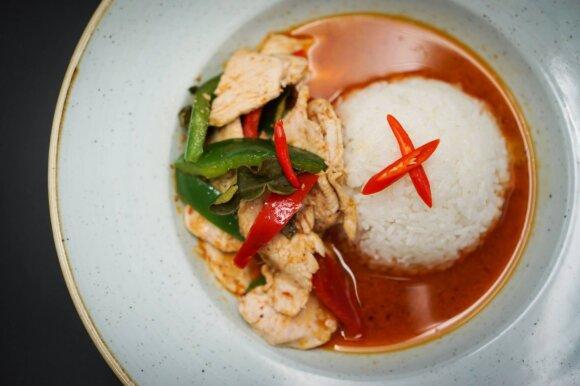 Tailandietiškas maistas