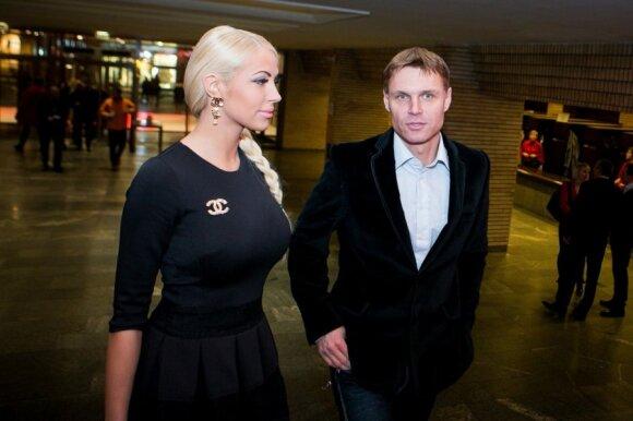 Viktorija Staponaitė ir Edgaras Jankauskas
