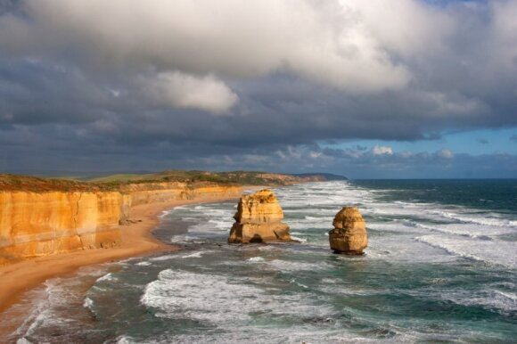 Lietuvių kelionės po Australiją akimirkos