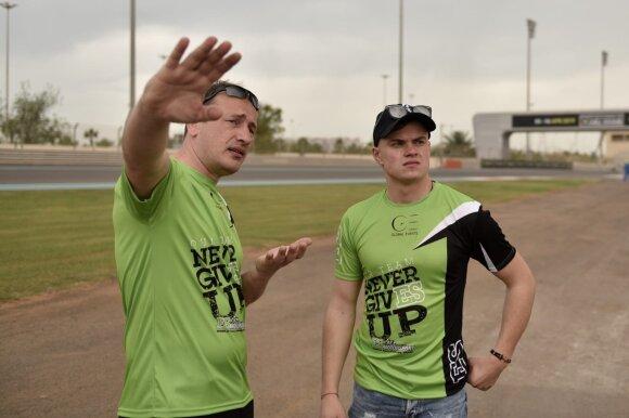 Pasaulio ralio kroso čempionate dalyvių laukia karščio išbandymas