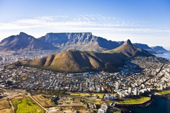 Keiptaunas, Pietų Afrika