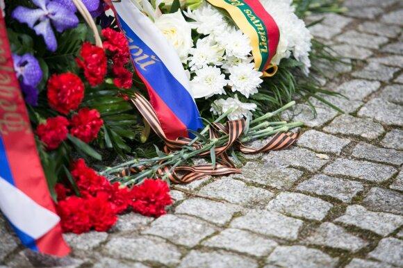 Antrojo Pasaulinio karo aukų pagerbimo ceremonija