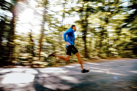 Greitas bėgimas