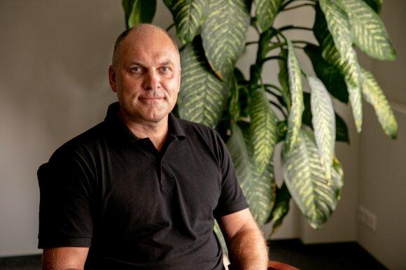 """""""Kitron"""" vadovas Šeštokas apie plėtrą Lietuvoje: mūsų versle galioja nerašyta taisyklė"""