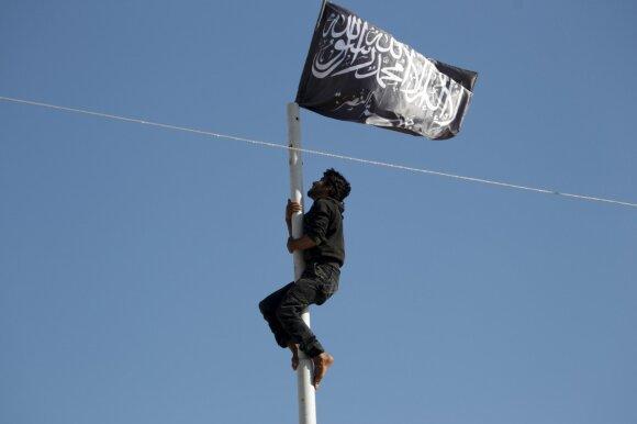 Suduotas didžiulis smūgis teroristams, apie kurį pasaulis nutylėjo