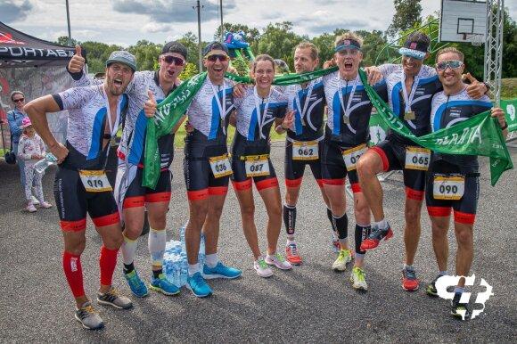 Lietuvos triatlono taurė, V etapas Girdžiuose