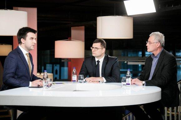 Arnas Mazėtis, Laurynas Kasčiūnas, Raimundas Lopata