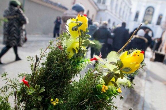 Likus savaitei iki Velykų verta pasirūpinti verbomis: saugo nuo blogio