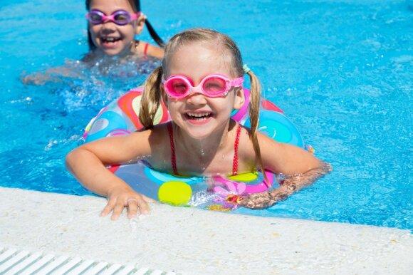 Gydytojų rekomendacijos: dvi tinkamiausios sporto šakos vaikams iki 12 metų