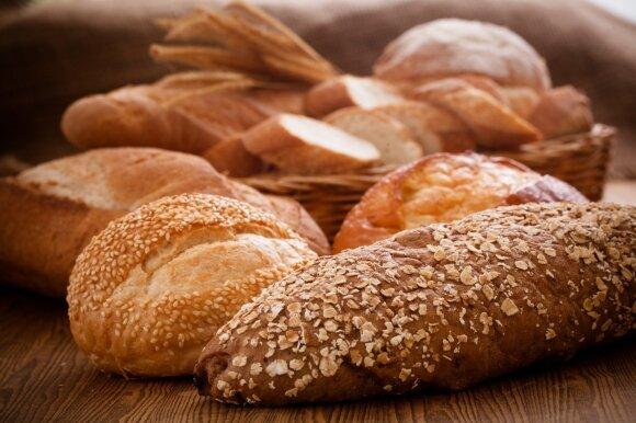 Kokiuose produktuose slepiasi daugiausiai druskos?
