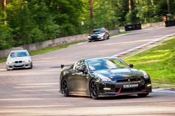 Baltijos šalyse startuos nauja žiedinių lenktynių serija