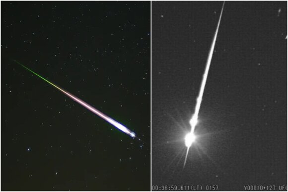 Meteoras.