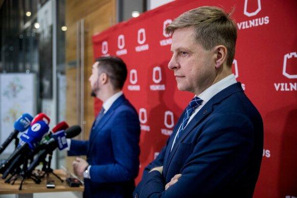 Vytautas Mitalas, Remigijus Šimašius
