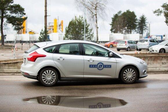 """""""Regitra"""" įvardijo 5 būsimų vairuotojų prasimanymus, kuriais nereikėtų tikėti"""