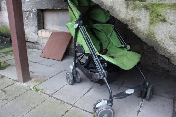 В Клайпеде обнаружено тело младенца: мать и сожитель ушли на поиски работы, их задержали