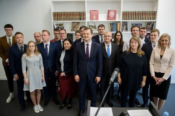 Andriukaitis nori kreiptis į tautą ir ankstinti Seimo rinkimus
