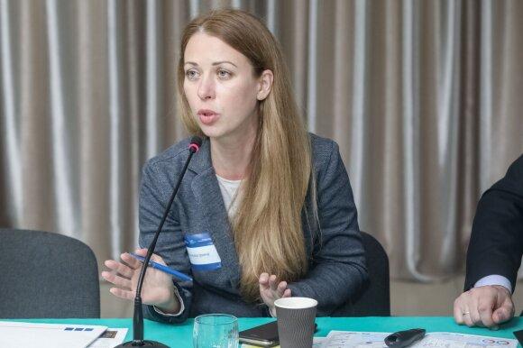 Эксперт ОБСЕ Ирина Николаева, фото Константин Черников, офис Координатора проектов ОБСЕ