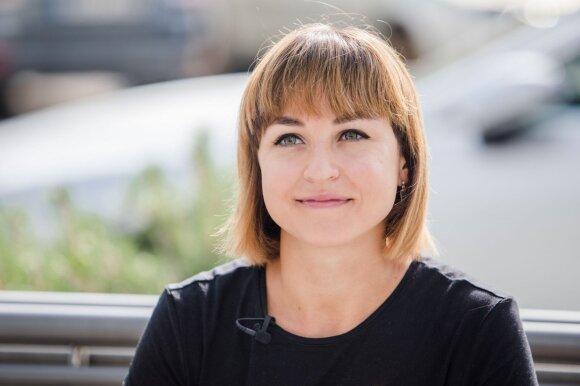 Katerina Voropaj – apie išvaizdos pokyčius, TV šokių projektą ir naujo vyro įsileidimą į savo gyvenimą