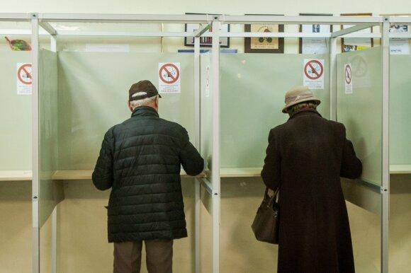В Литве прошел второй тур парламентских выборов