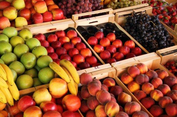 Neapsigaukite – net ir vaisiai gali tapti nesveiku užkandžiu, jei nesilaikysite svarbios taisyklės