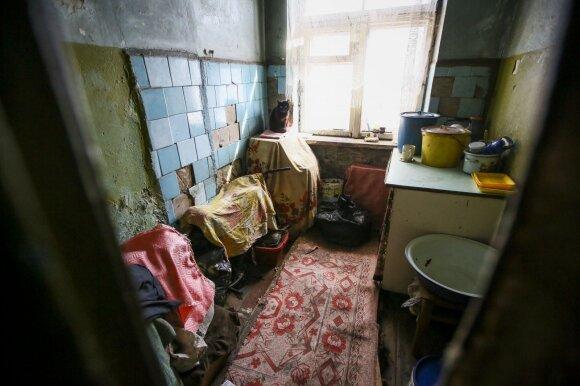 Kambarinės darbas už 300 eurų atrodė išsigelbėjimas: ką turės daryti, sužinojo tik atsidūrusi sutenerių poros bute