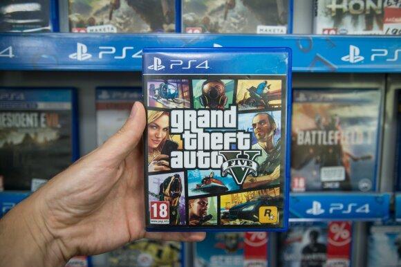 """Grand Theft Auto V"""