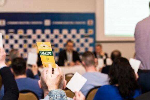LKF metinė konferencija