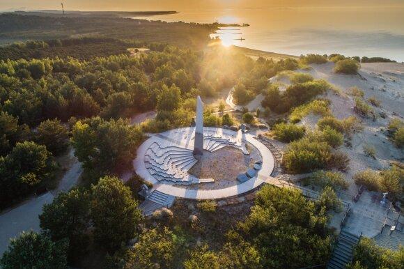 10 vietų, kurias būtina aplankyti Nidoje
