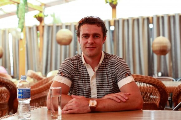 Darius Miklovas