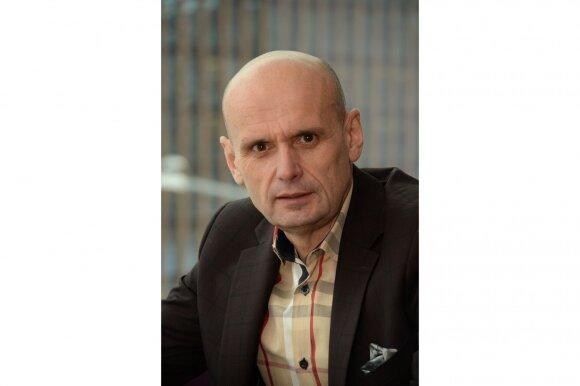 """VšĮ """"Ekoagros"""" direktorius prof. dr. Gintautas Labanauskas"""
