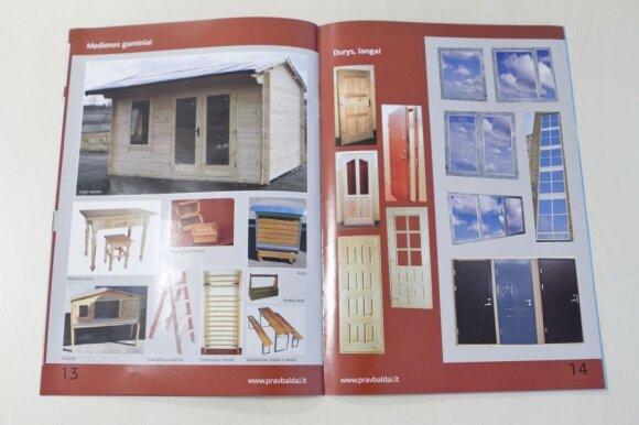 Kalinių gaminių katalogas