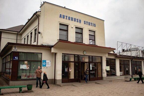Panevėžio autobusų stotis