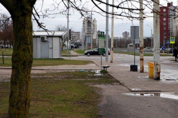 Pasivaikščiojimas Vilniaus pėsčiųjų takais