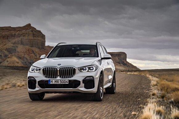 Naujas BMW X5