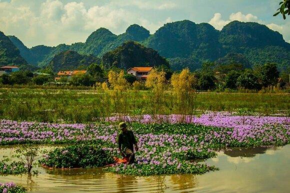 Kaip lietuvis vyko į Aziją laimės ieškoti kišenėje turėdamas vos 150 eurų
