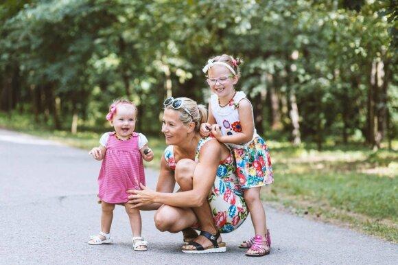 """Projektas """"Aš - laimingiausia Mama""""/ Sotera Šveikauskaitė nuotr."""